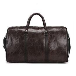 $enCountryForm.capitalKeyWord UK - Wohlbege Women Bags Fashion 2019 New Pu Travel Bag Large Capacity Waterproof Short-distance Luggage Bag Sports Gym Bag