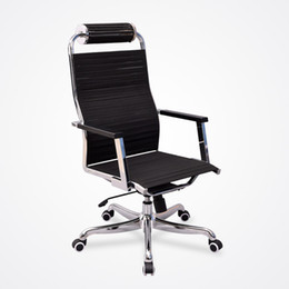 Ergonomic Chair Office Australia - Black-Gaming Chairs Office Chair Computer Desk Chair Executive and Ergonomic New Design Natural rubber Chair