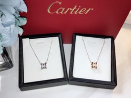ladies platinum chain 2019 - Lady accessories The new glamour sterling silver fashion jewelry wild goddess elements pendants necklaces women crucifix