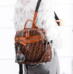 Wholesale Best Selling Designer backpack For Women Mens Causal Back pack Made of pu Leather Fashion Bags Teenagers School schoolbag Backpack