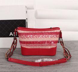 Real Camera Australia - 100% real leather bag Camera bag Lambskin Luxury Handbags high quality Designer Handbags handbag leather Shoulder Bags Come wit
