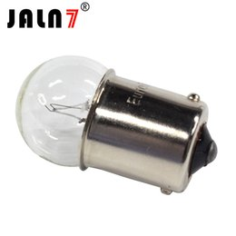24v 1156 light bulb online shopping - G18 BA15D BAY15D BA15S BAU15S R10 W R10W V V Clear Glass Lamp Brake Tail Bulb Car Single Light