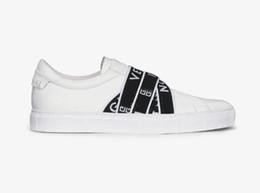 6cb7c31db NUEVA y lujosa correa de París hombre zapatilla de deporte de calidad  superior caja original zapatos cómodos casuales mejor diseñador 4G zapatillas  para ...