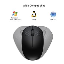 mouse vertical Canada - Silent 2.4G Wireless Portable Mouse Optical Mouse for Notebook PC Mini Silent Mouse 1600DPI Ergonomic Vertical