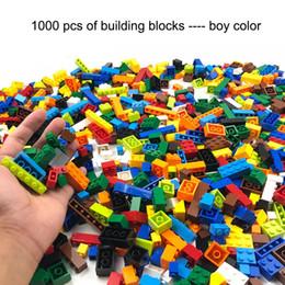 $enCountryForm.capitalKeyWord Australia - 1000 pcs of Boy Color Educational DIY Bulk Australian Building Block Brick Kindergarten Recommendation Popular Toy With Starter Instruction