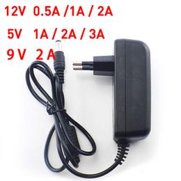 $enCountryForm.capitalKeyWord Australia - AC DC Power Adapter 100 240V Supply Charger adapter 5V 12V 9V 1A 2A 3A 0.5A US EU Plug 5.5x2.5mm for CCTV LED Strip light Lamp