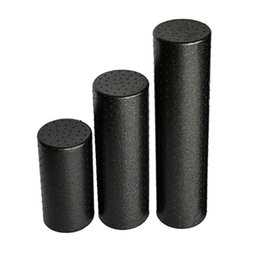 physical therapy equipment 2019 - 30cm 45cm 60cm EPP Yoga Gym Exercises Fitness Massage Equipment Foam Roller for Muscle Relaxation and Physical Therapy c
