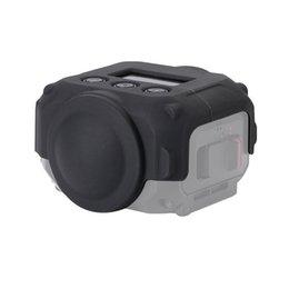 Vente en gros Protège-objectif étanche en silicone pour appareil photo pour caméra Garmin VIRB 360