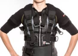 Build Suit Australia - Body Slimming Ems Muscl Stimul Vest Physical Therapy Stimulate Suit Jacket Body Building Ems Safety Vest Wire Or Wireless Suit Training