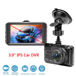 "$enCountryForm.capitalKeyWord NZ - Small car DVR digital driving recorder dash video camcorder 3"" display FHD 1080P 170° loop recording G-sensor motion detect parking monitor"