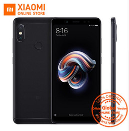 Original xiaomi redmi note 5 4 gb ram 64 gb rom telefone móvel snapdragon 636 octa core 5.99