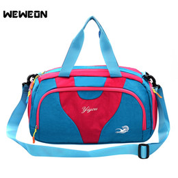 frames for handbags 2019 - Combo Dry Wet Swimming Bag New Style Sports Handbag Dry Wet Separation Swimsuit Bag with Shoes Storage for Drifting Draf