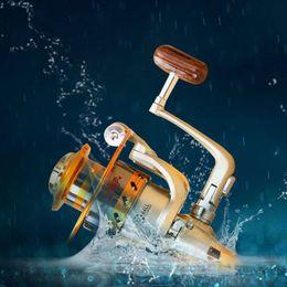 $enCountryForm.capitalKeyWord Australia - Metal Spinning Fishing Reel 12BB 5.2:1 Fishing tackle Pesca Carrete Spinnning Reel Feeder Carp Fishing Wheel 1000-7000