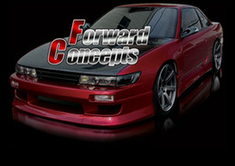 $enCountryForm.capitalKeyWord NZ - FOR CARBON FIBER 89-93 S13 240SX 200SX 180SX SILVIA GTR FRONT MESH GRILLE
