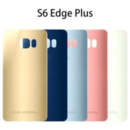 $enCountryForm.capitalKeyWord Australia - For Samsung Galaxy S6 edge plus G928 Back Battery Door Housing Cover Case Battery Cover No Lens