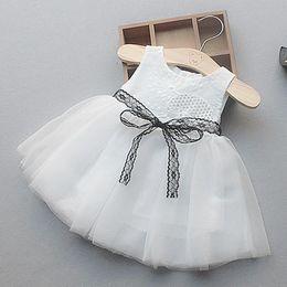 $enCountryForm.capitalKeyWord NZ - Summer Frocks Infant Baby Girl Dress Newborn Lace Baptism Dresses for Girls 1st 2nd 3rd Birthday Party Wedding Baby Casual Wear
