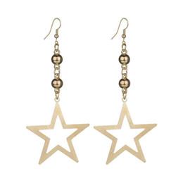 Vintage copper hoop earrings online shopping - Favourite Jewelry Alloy Set Vintage Charm European Hoop Earrings Jewelry Sets Retro For Female Party Earrings
