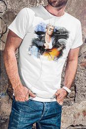 Ripped Black Tee Australia - George Michael Men White Tee Shirt Pop Music RIP In Memory T-Shirt Men Women Unisex Fashion tshirt Free Shipping Funny Cool Top Tee Black
