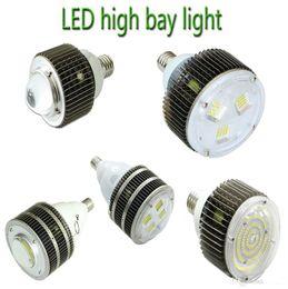 UL DLC E27 E40 Hook LED High Bay luces led CREE 100W 120W 150W 200W 300W 400W Luces de dosel de gasolinera AC 110-277V en venta