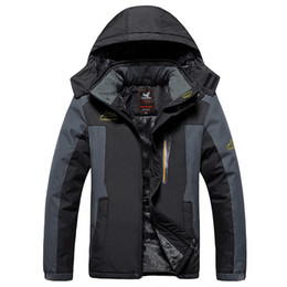 $enCountryForm.capitalKeyWord Australia - Big Size L-7XL 8XL 9XL Hood New Men's Waterproof Windpoof Thick Warm fleece Jackets Men Winter Jacket Coats Male Brand Clothing