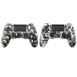 $enCountryForm.capitalKeyWord Australia - Bluetooth PS4 Wireless Controller for PS4 Vibration Joystick Gamepad PS4 Game Controller for Sony Play Station Private Model camouflage