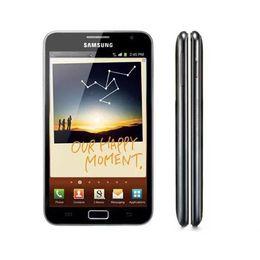 i phone dual 2019 - Refurbished Samsung Galaxy Note I N7000 i9220 5.3inch Dual Core 1GB RAM 16RM ROM 8MP WiFi GPS 3G Original Phone Sealed B