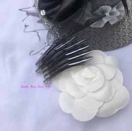 Clip Hair Black Australia - classic style hair accessories fashion symbol pattern acylic hair clip vip gift fashion hair pin