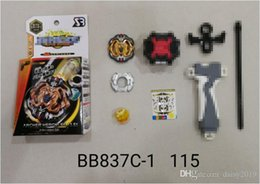 Red Beyblade Australia - 4D Beyblade BURST spinning top gyro Booster Archer Hercules 13 Et B-115 B115 With Grip (RED) + L-R Launcher (RED) Kids Gifts