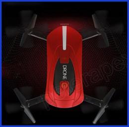 $enCountryForm.capitalKeyWord Australia - New 2.4G Portable JY018 Foldable Mini Selfie Drone Pocket Folding Quadcopter Altitude Hold Headless WIFI FPV 0.3MP Camera RC Helicopter Toys