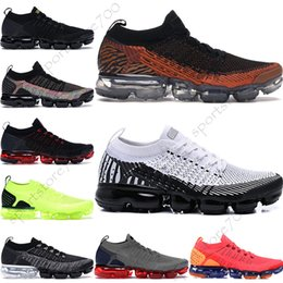 Knit shoes online shopping - Knit Fly CNY Running Shoes Men Women BHM Red Orbit Metallic Gold Triple Black Designer Shoes Sneakers Trainers