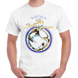 $enCountryForm.capitalKeyWord Australia - Camel Band The Snow Goose RoSummer Music Gift Cool Vintage Retro T Shirt 413