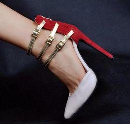 $enCountryForm.capitalKeyWord Australia - Hot Sale-Fashion Sexy Spring Autumn High Heel Women Shoes Party Wedding Stiletto Shoes Plus Size Thin Heels Ladies Shoes