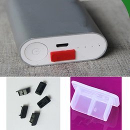 anti dust computer NZ - Computer Laptop Notebook Power Bank USB Protector Cover Plastic USB Type A Female Anti-Dust Plug Stopper Cap Cover Protector USZ198B