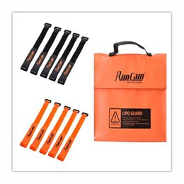 $enCountryForm.capitalKeyWord Australia - RunCam RC Drone battery straps 16*250mm Anti-skid magic bandage  RunCam Lipo Battery Guard Bag for quadrocopter FPV
