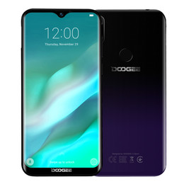 Doogee 16gb online shopping - DOOGEE Y8 Waterdrop Screen Smartphone quot FHD Display mAh MTK6739 Quad Core GB RAM GB ROM Android G LTE Mobile