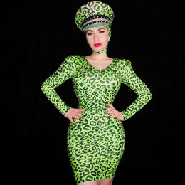 0a705dea3 Jazz singer dresses online shopping - Jazz Dance Costumes Sexy High Stretch  Showing Birthday Party Women