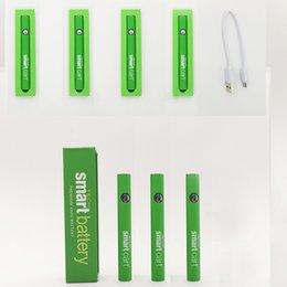 $enCountryForm.capitalKeyWord Australia - Vape Pen Cartridges Preheat Battery 380mAh 0.5ml 1.0ml Batteries Pole With USB Charger In Stock
