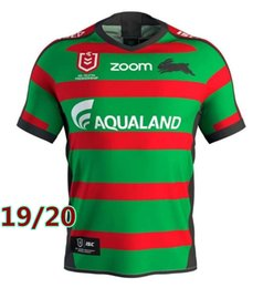 82af828431b Australia 2019 South Sydney Rabbitohs Home ANZAC rugby Jerseys 18 19 20  League Rugby shirt jersey Rabbitohs South Sydney shirt S-3XL