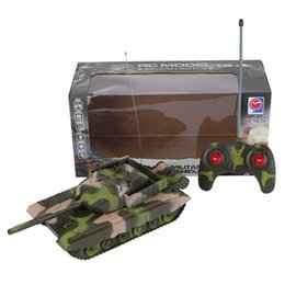 car power antennas Australia - 1:20 4CH Power Tank On The Radio Remote Control Military Vehicle Armored Battle Tanks Turret Rotation Light & Music RC Model