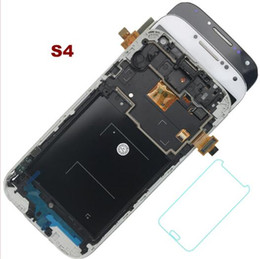 Touch Screen For Galaxy S4 Canada - For Samsung Galaxy S4 LCD Display Touch Screen GT-i9505 i9500 i9505 i9506 i9515 i337 Digitizer For Samsung S4 Display S4 LCD