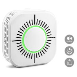 $enCountryForm.capitalKeyWord Australia - RF433 Smoke Detector Wireless Smoke Fire Alarm Sensor Security Protection Alarm for Home Automation Support Sonoff RF Bridge