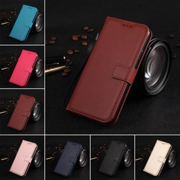 S5 Mini Wallet Case Australia - Leather Phone Case For Samsung Galaxy S9 S8 Plus S6 S7 Edge S5 S4 S3 Mini Grand Prime Note 9 8 5 Flip Wallet Card Holder Cover