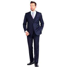 $enCountryForm.capitalKeyWord UK - Classic Men Suit For Beach Wedding Party Elegant Tuxedos 2 Button 3 Piece Slim Fit Terno Masculino mens suits(Jacket+Pants+Vest)