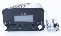 $enCountryForm.capitalKeyWord Australia - 1W 7W ST PLL FM transmitter broadcast radio station +small anenna