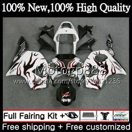 Cbr 954 Bodywork Australia - Body For HONDA CBR900RR CBR 954 RR CBR900 RR CBR954RR 02 03 41PG20 CBR954 RR Red flames CBR 900RR CBR 954RR 2002 2003 Fairing Bodywork