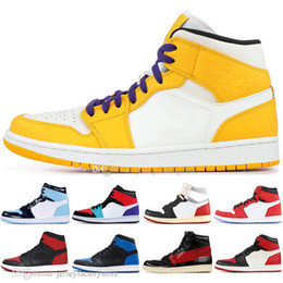 Fast delivery shoes online shopping - Fast Delivery New OG Banned Bred Toe Spider Man UNC s top Mens Basketball Shoes Homage To Home Royal Blue Men Sports Designer Sneakers