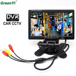 $enCountryForm.capitalKeyWord NZ - HD AHD 7 Inch 800x 480 TFT Color LCD AV Vehicle Car Rearview Monitor HDMI VGA AV With DVR Digital Video Recorder Support SD Card car dvr