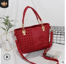 $enCountryForm.capitalKeyWord Australia - Ladies 2019 new single shoulder bag fashion embroidery women's foreign trade crossbody bag large capacity chain 02