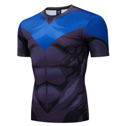 $enCountryForm.capitalKeyWord UK - Sport Shirt Men Tops Tees Running Shirts Mens Gym t Shirt Sports Fitness Jersey Quick Dry Fit compression