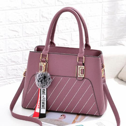 $enCountryForm.capitalKeyWord Australia - Hot style The Korean version of the stylish ladies' bag single-shoulder bag cross-body handbag exquisite elegance